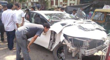 Mangled Car
